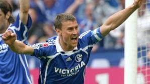 Ебе Санд смени Йон Дал Томасон в националния отбор на Дания