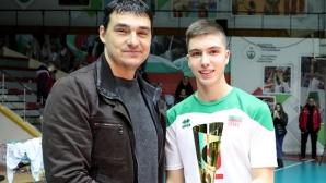 Владо Николов: Силвано Пранди има нюх за млади играчи, той е точният човек за треньор