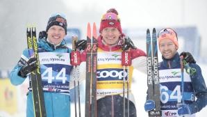 Александър Болшунов спечели на 15 км в Нове Место
