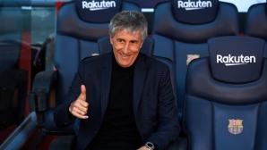 Кике Сетиен е приятно изненадан от първата си седмица в Барселона