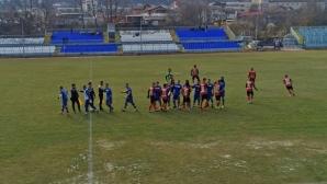 Страхотен гол донесе успех на Локо (Сф) при завръщането на Ради Здравков