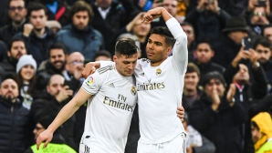 Реал Мадрид - Севиля, съставите