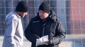 Ферарио Спасов: Неприятна загуба, но момчетата се стараха