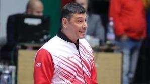 Николай Желязков: Показахме стабилна игра през целия мач