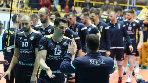 Тодор Алексиев: И двата отбора играхме стабилно, но ние успяхме да победим