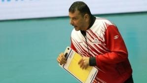 Николай Желязков фаворит за треньор на мъжкия национален отбор