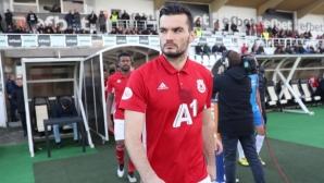 ЦСКА-София може да изиграе пет контроли в Испания