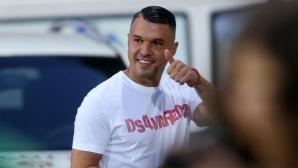 Божинов заминава на лагер в Турция със Септември