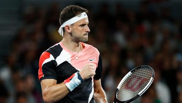 Очаквайте на живо: Григор започва на Australian Open
