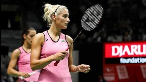 Сестри Стоеви отпаднаха в първия кръг на турнир в Тайланд