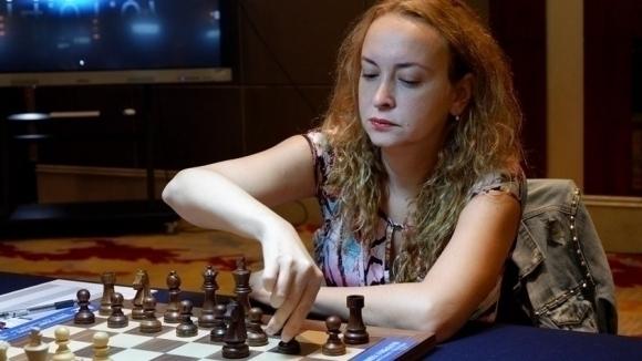 Антоанета Стефанова стартира с победа на шахматния фестивал на Гибралтар
