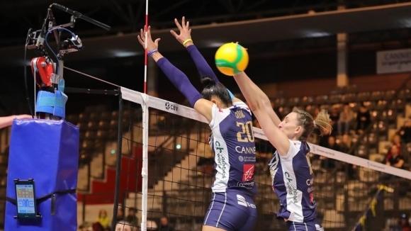 Мира Тодорова с 21 точки, Кан с драматично поражение в ШЛ