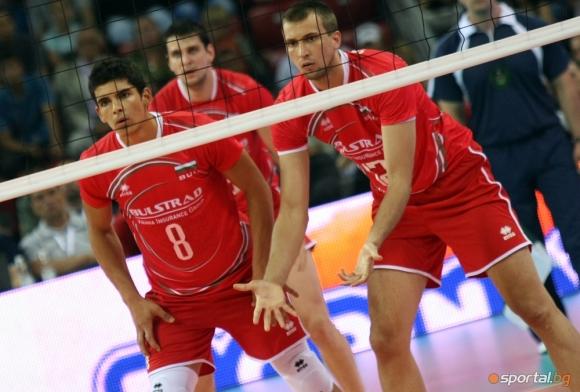 Дунав (Русе) върна в спорта в бивш национал