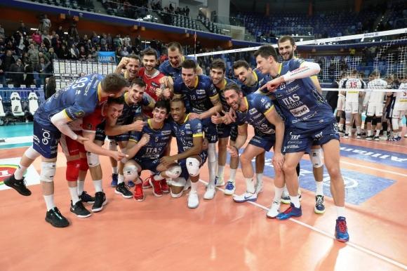 Тренто стана последният полуфиналист за Купата на Италия (видео + снимки)