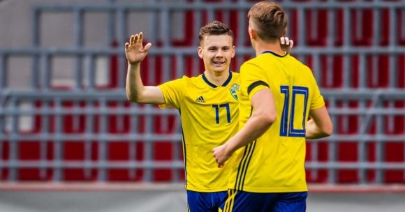 Лудогорец с интерес към шведски национал, следен от Интер и Бреша