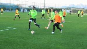 Берое тренира двуразово в Турция