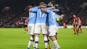 Шефилд Юнайтед 0:1 Ман Сити (гледайте на живо)