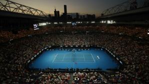 Резултати от втория кръг на поставените при мъжете на Australian Open