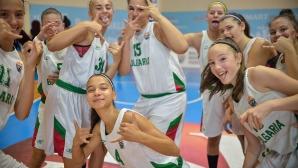 Момичетата до 16 години на България ще играят контроли в Турция
