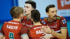 Пламен Константинов и Локомотив (Новосибирск) с 10-а победа в Русия