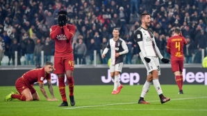 Ювентус сломи Рома и за Купата (видео)