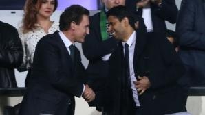 Домусчиев: Дано играем като равен с равен срещу Интер