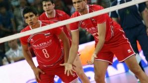 Дунав (Русе) върна в спорта бивш национал