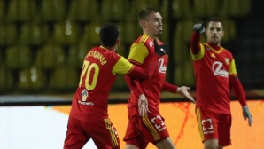 Две победи за Георги Костадинов с Арсенал (Тула) за два дни