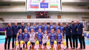 Иван Петков: Играхме като колектив, поздравявам момичетата
