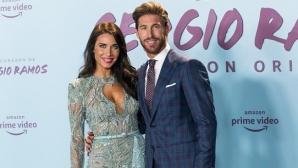 Серхио Рамос ще става за четвърти път баща