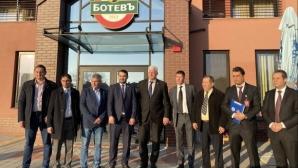 Ботев (Пд) ще си партнира с международна футболна академия от Либия
