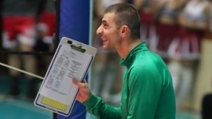 Петър Шопов: Успяхме да вземем по-дългите разигравания в мача