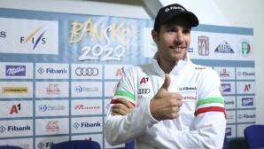 Радослав Янков отпадна в квалификациите в Италия