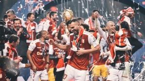 Брага излъга Порто на финала за Купата на Лигата на Португалия с гол в последните секунди (видео)