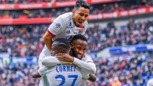 Лион разби последния в Лига 1 (видео)