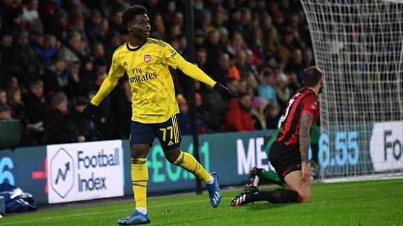 Борнемут 0:0 Арсенал, гледайте тук!