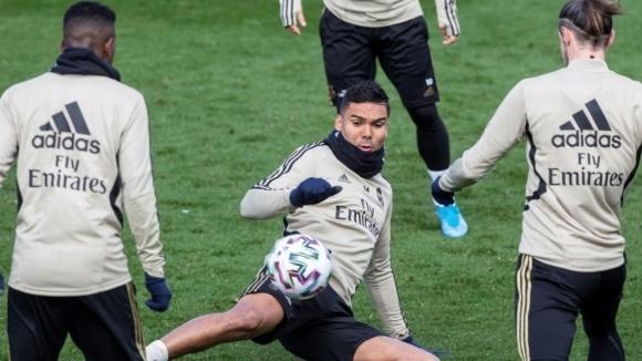 Реал Мадрид без Каземиро, Иско и Бейл в Сарагоса