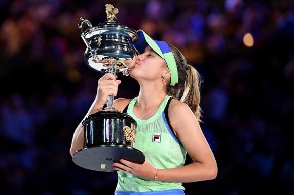 Всички шампионки на Откритото първенство на Австралия по тенис при жените