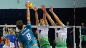 Светослав Гоцев със страхотен мач и 18 точки при загуба на Урал (снимки)