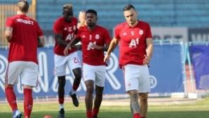 ЦСКА-София разреши на нападател да си търси нов отбор