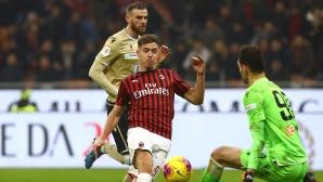 Тотнъм пробва нова идея в преговорите с Милан