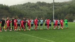Черно море надви тима на Шенсой, Курьор с два гола (видео)