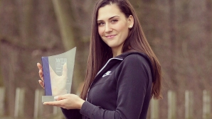 Джулия Терзийска: Искам да съм здрава и да подобря личните си рекорди