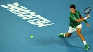 Джокович не допусна изненада и осигури мечтан дуел с Федерер