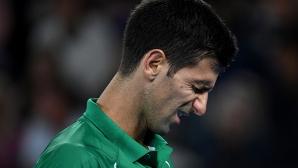Джокович се разплака, говорейки за Коби (видео)