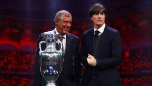 Целта пред Германия е достигане поне до полуфиналите на Евро 2020