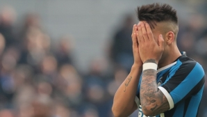 Лаутаро Мартинес беше наказан за два мача