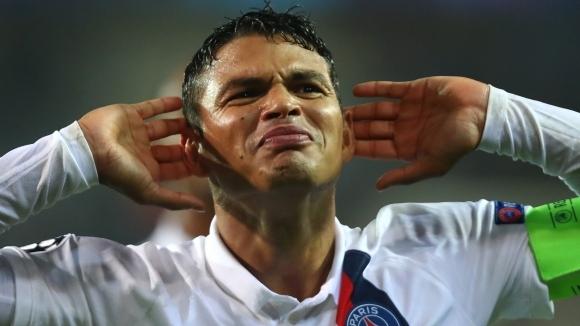 ПСЖ няма да поднови договора на Тиаго Силва