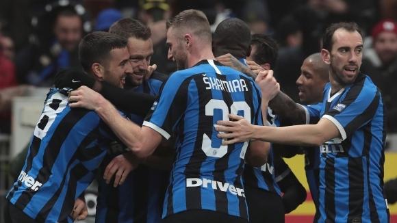 Интер отново е властелин на Милано след грандиозен обрат (видео)
