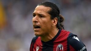 Травми извадиха от игра двама нападатели на Болоня за около месец